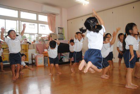 しげる幼稚園の教育方針