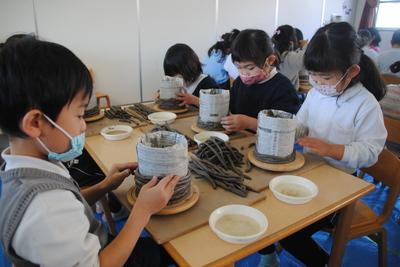 陶芸教室06