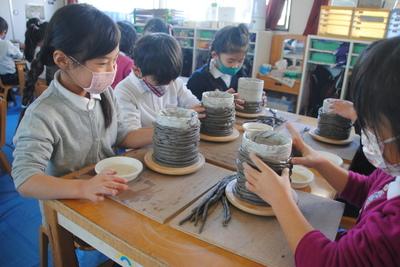 陶芸教室08