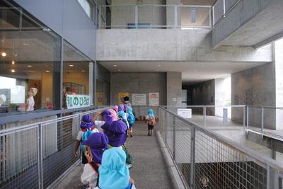 子どもの館散策