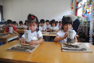陶芸教室のサムネイル画像